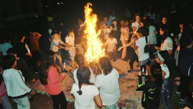 Erkan Koleji Geleneksel 2. Okula Merhaba kampı