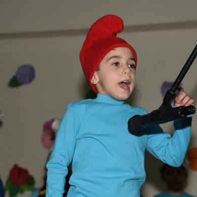 Erkan koleji İlkokul 1. Sınıf öğrencilerimizin okuma bayramı çoşku içerisinde geçti.