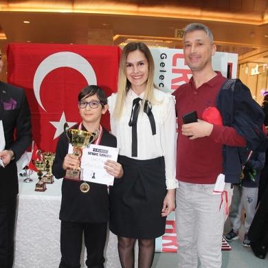 29 Mart-1Şubat tarihleri atasında gerçekleşen 10.Geleneksel Satranç Turnuvası
